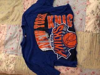 New York Knicks Tee from Topshop