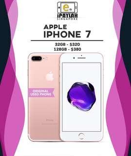 Original Apple Iphone 7 Plus