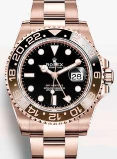 Rolex 126715CHNR GMT-Master II