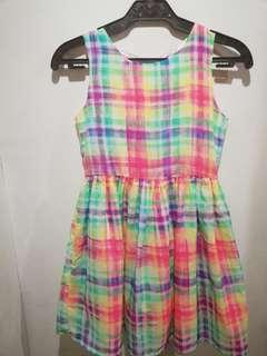 Childrens Place Multi colored Dress