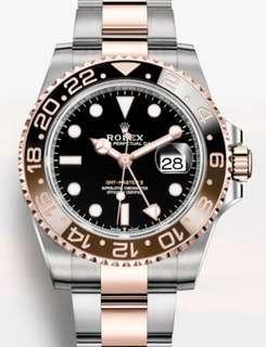 Rolex 126711CHNR GMT-Master II