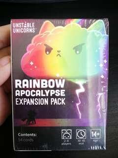 Unstable Unicorns Rainbow Expansion Pack