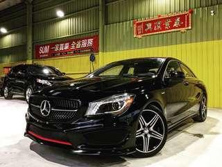 M-Benz cla250