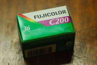 FRESH 35mm Film: Fuji C200 36 Shots