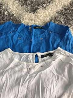 Preloved bundle tops