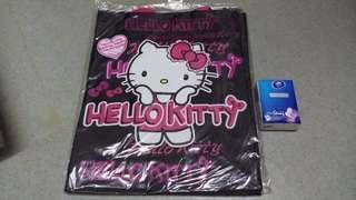 Hello Kitty 全新環保袋, 可伸縮手挽帶或側肩帶掛用