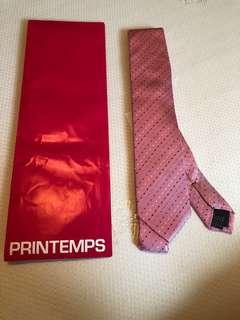 100% silk french tie Paris, suits, business, party
