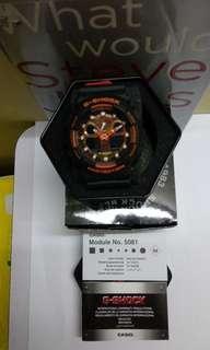 G-Shock GA-100BR Two Tone Colour