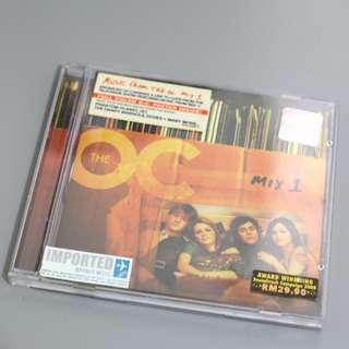 The OC mix1 soundtrack
