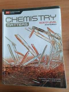 🚚 Chemistry Matters 2nd Edition
