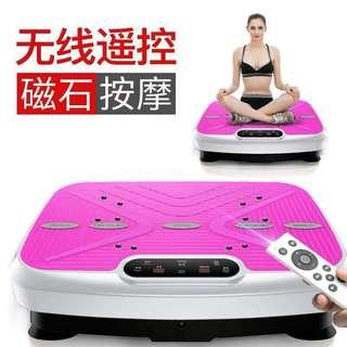Sports slimming artifact fat burning stovepipe tummy vibration weight loss equipment Weight loss machine