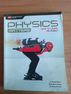 🚚 Physics Matters Textbook 4th Edition