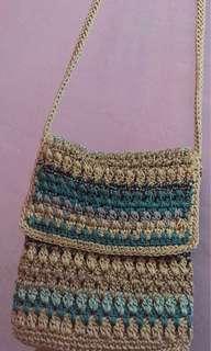 Sling bag hand made by vinaastee