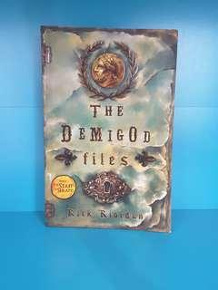 The Demigod Files (Percy Jackson) by Rick Riordan