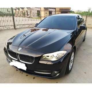 2012款BMW 5-Series Sedan 520i 2.0L