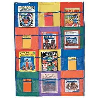 Book Library/ Centers Pocket Chart