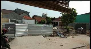Dijual Tanah Kavling di Cipadu Tangsel