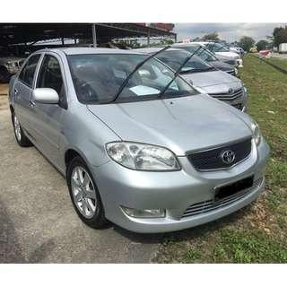 Toyota Vios 1.5 G (A)