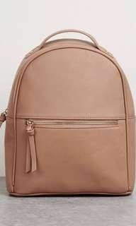 🚚 dusty pink back pack