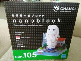 Merlion Nanoblock 260pcs