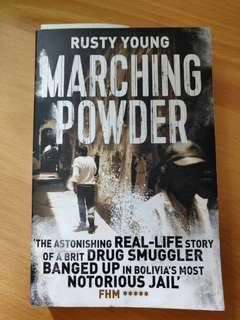 🚚 Marching powder - rusty young