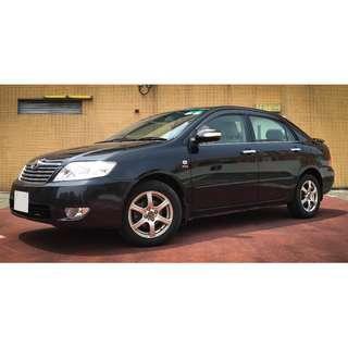 2004 Toyota Corolla Deluxe (1字/牌費至19年6月/堅咪48000公里)