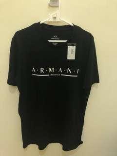 Armani exchange 男款短袖