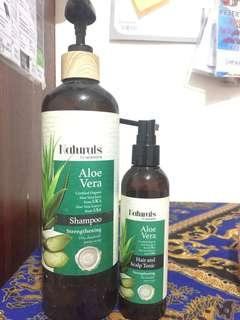 Naturals Aloevera Shampoo & Toner