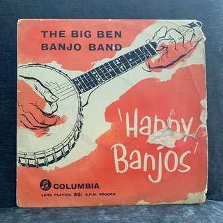 The Big Ben Banjo Band//Happy Banjo