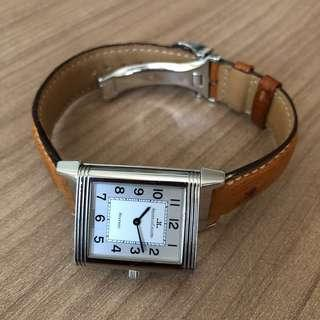 JLC Reverso Classic Small Manual Wind