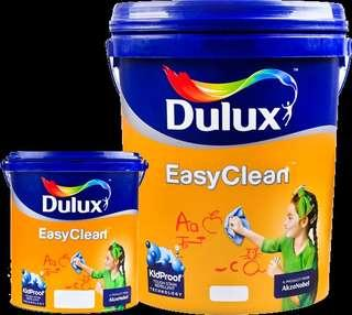 Dulux wash and wear paint colour north woods green stain 5L