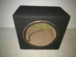 """Customize sealed box for Morel Ultimo 12"""" Subwoofer"""