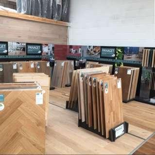 One Stop Flooring Service (Promotion from $2.60 psf onward)