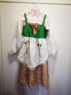 Traditional Italian Dress