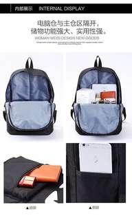 Luminescent Backpack