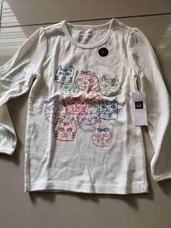 New Baby GapTshirt with tag