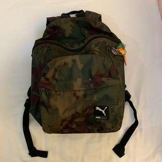 Puma army backpack