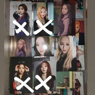 WTT Dreamcatcher TEON photocards