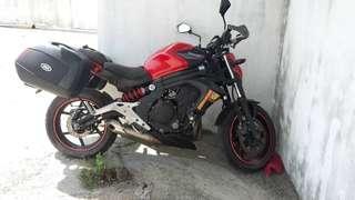 Motorbike kawasaki
