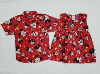 ♥️ Mickey Mouse Sibling Set