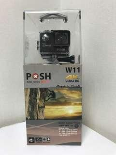 Posh action camera W11