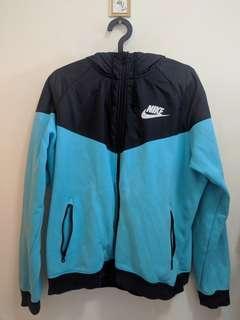 Nike連帽外套 蒂芬妮綠