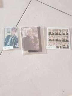 🚚 BTS offical photocards