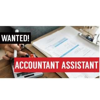 Wanted! Account Assistant