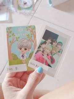 🚚 Astro photocard