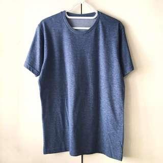 Uniqlo Mens' Blue Shirt (Size M)