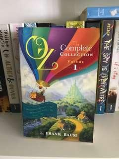 🚚 classic/children/teen books: complete collection of wizard of oz