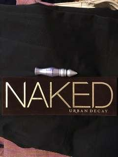 New - urban decay naked palette #1
