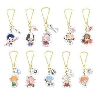 [PO] Fate/Grand Order FGO x Sanrio Acrylic Keychain Vol.2