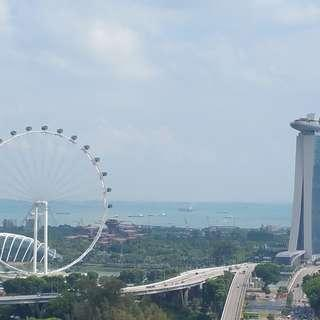 2+1 THE PLAZA AT BEACH ROAD FOR RENT, PANORAMIC SPORE FLYER AND SEA VIEW. PLS CALL 9459 8818
